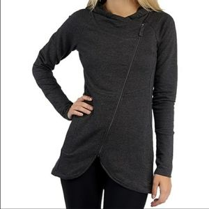 The North Face  Tadasana Wrap Full Zip Sweater XS